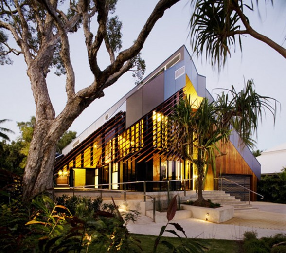 Contemporary luxury homes designs in australia by wright for House designs australia