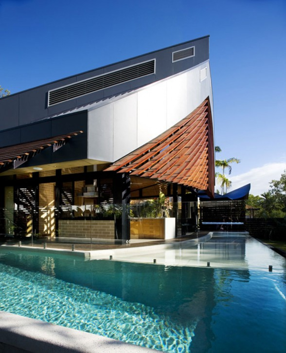 Contemporary Luxury Homes Designs in Australia by Wright ...