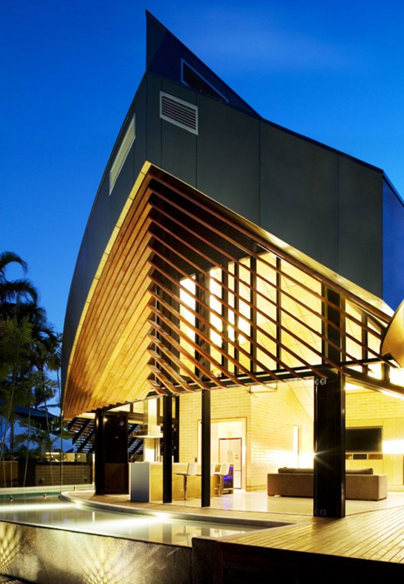 Contemporary Luxury Homes Designs In Australia By Wright