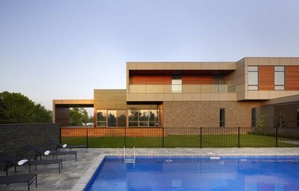 single family pool design