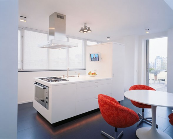 Rooftop-Apartment-with-Modern-Interiors-Kitchen