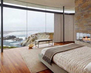 Luxurious-Mountain-House-Design-Otter-Cove-Residence-by-Sagan-Piechota-Bedroom