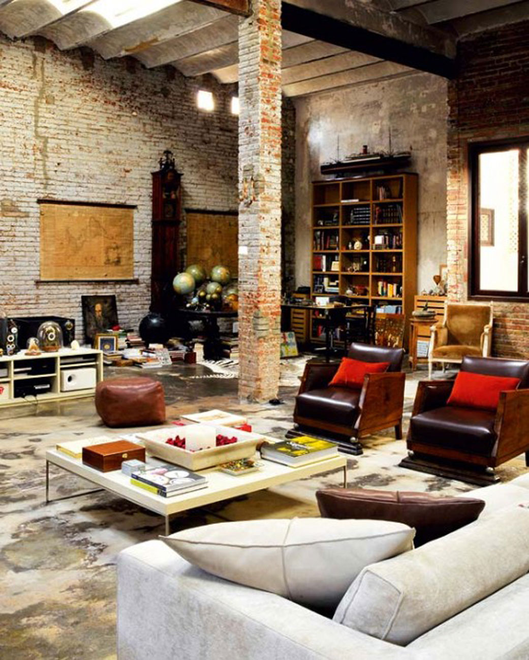 Cool Loft Apartment sophisticated luxury blog youngsophisticatedluxurytumblrcom