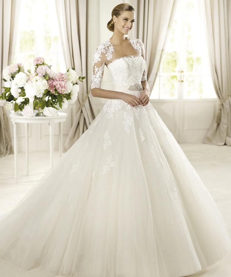 Glamorous-Wedding-Dress-Design