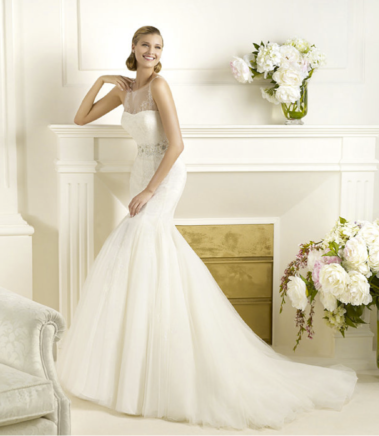 Glamorous-Wedding-Dress-Ideas