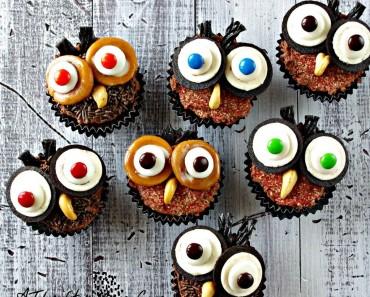 halloween cupcakes ideas