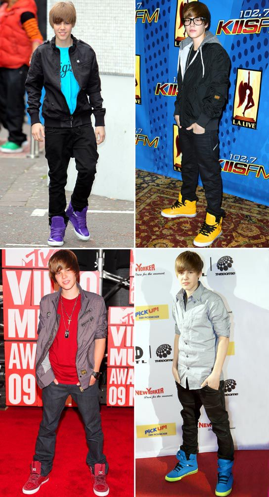 Supra Shoes Justin Bieber Collection 2017