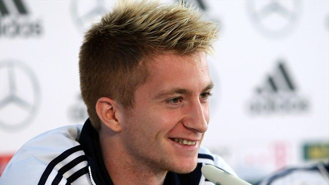 Marco Reus Hairstyles 2013 08 Architecture World