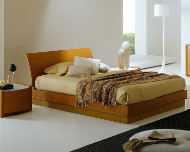 bedroom furniture in modern houses
