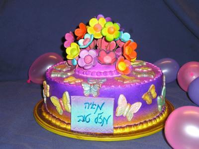 birthday cake designs for kids 08 Architecture World