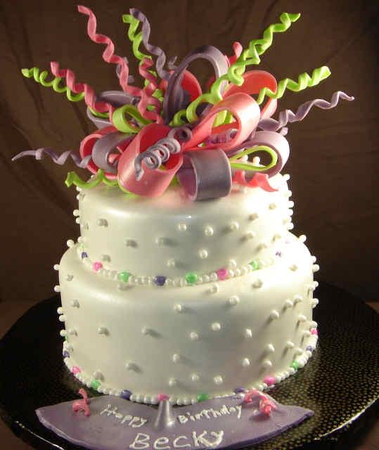 ideas for birthday cake