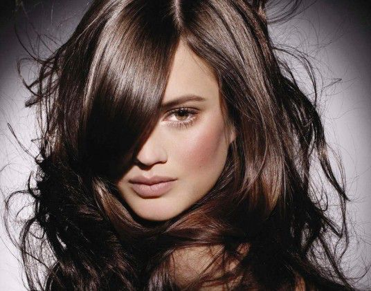 Celebrity Hairstyles long hair