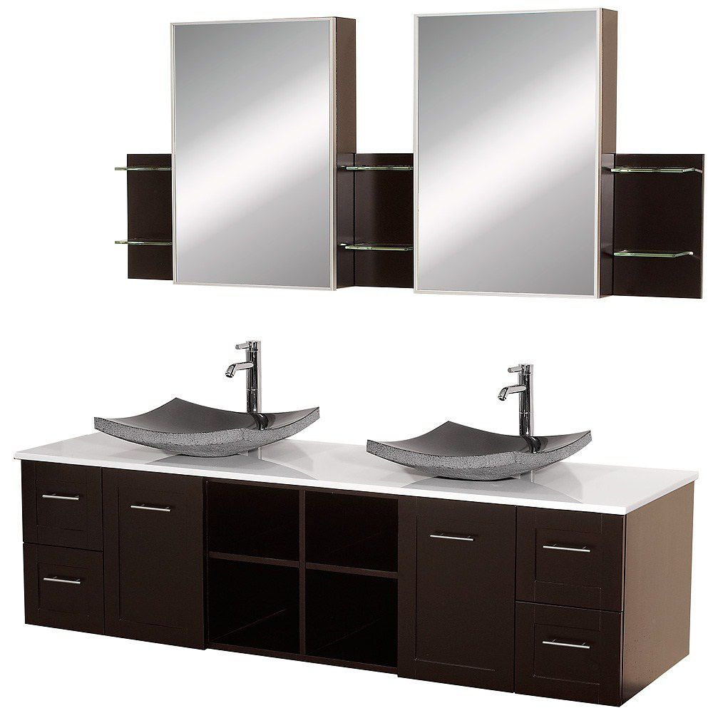 Solid Bathroom Sinks Design