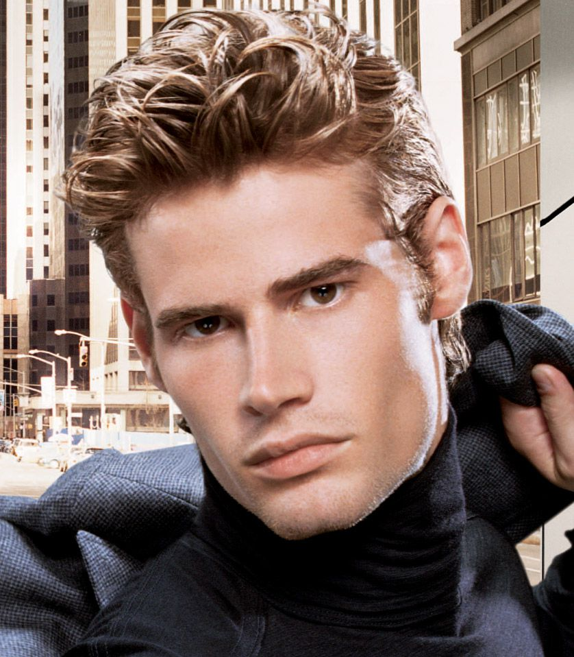 Hairstyles for men models