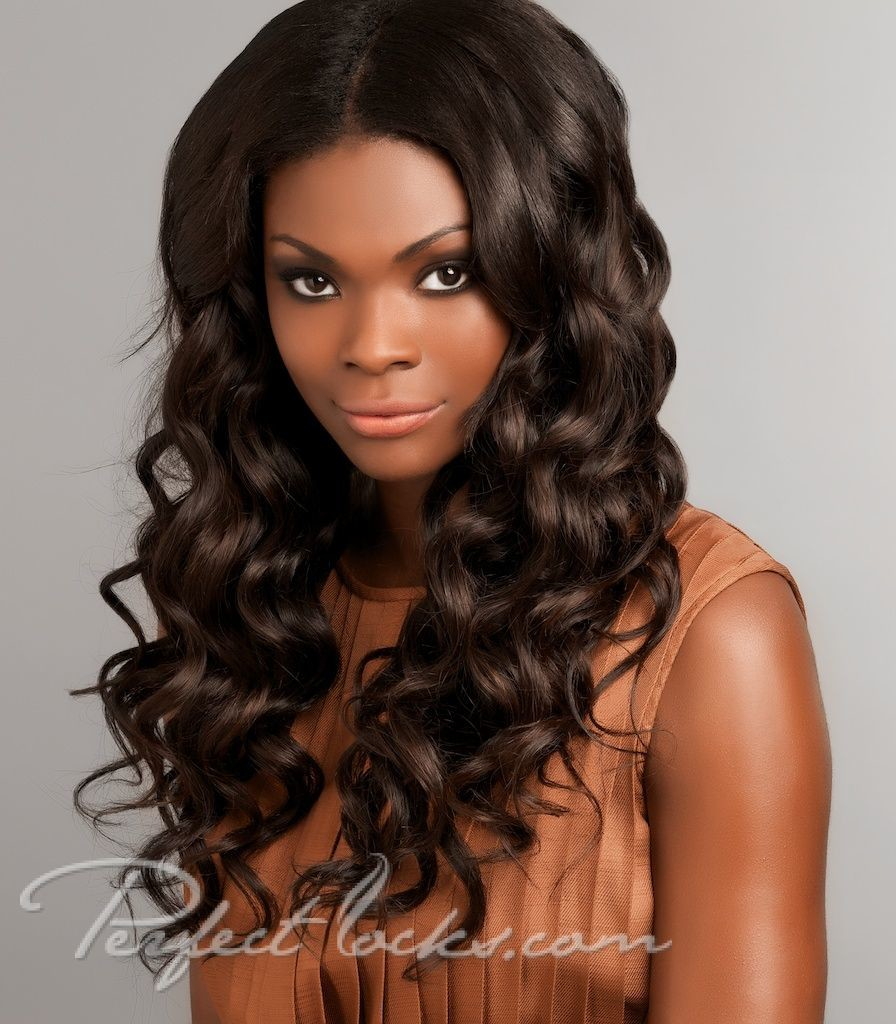 Как сделать афро на прямые волосы