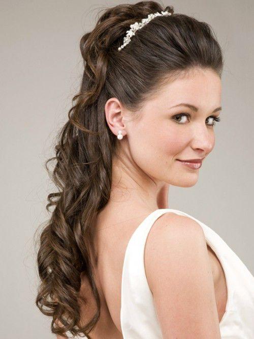 Long Hairstyles models
