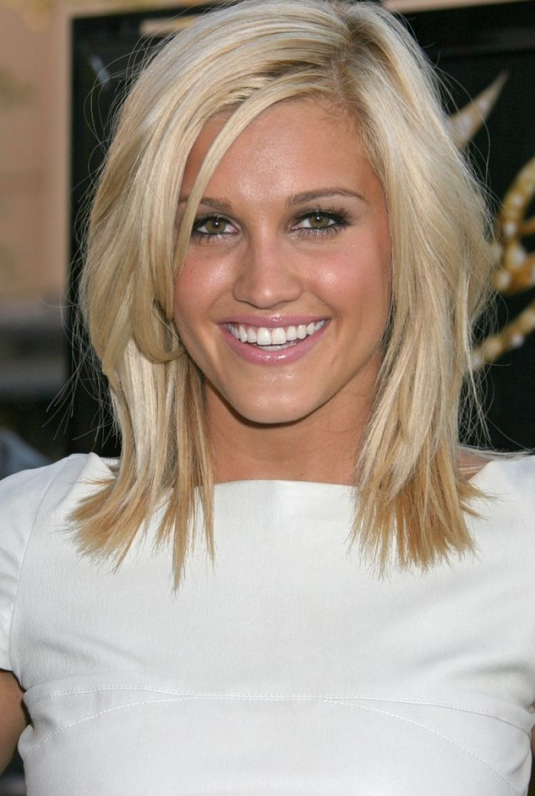 Medium Hairstyles celeb