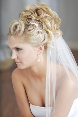Wedding Hairstyles models