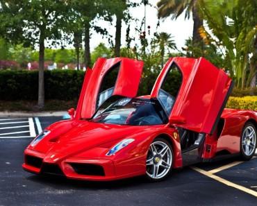 2014 Ferrari Enzo Exterior Design