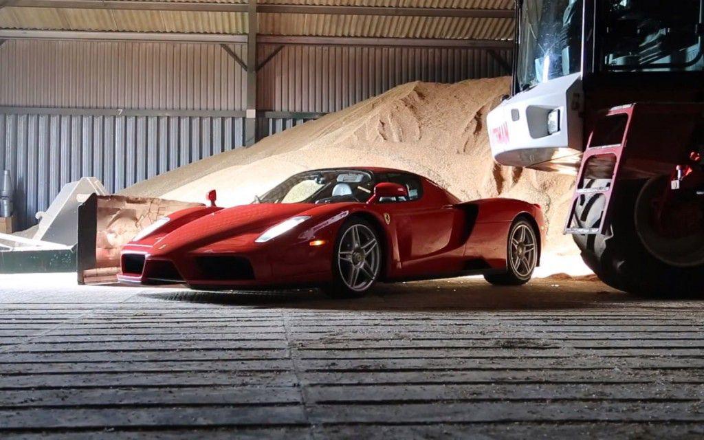 2014 Ferrari Enzo Front Design