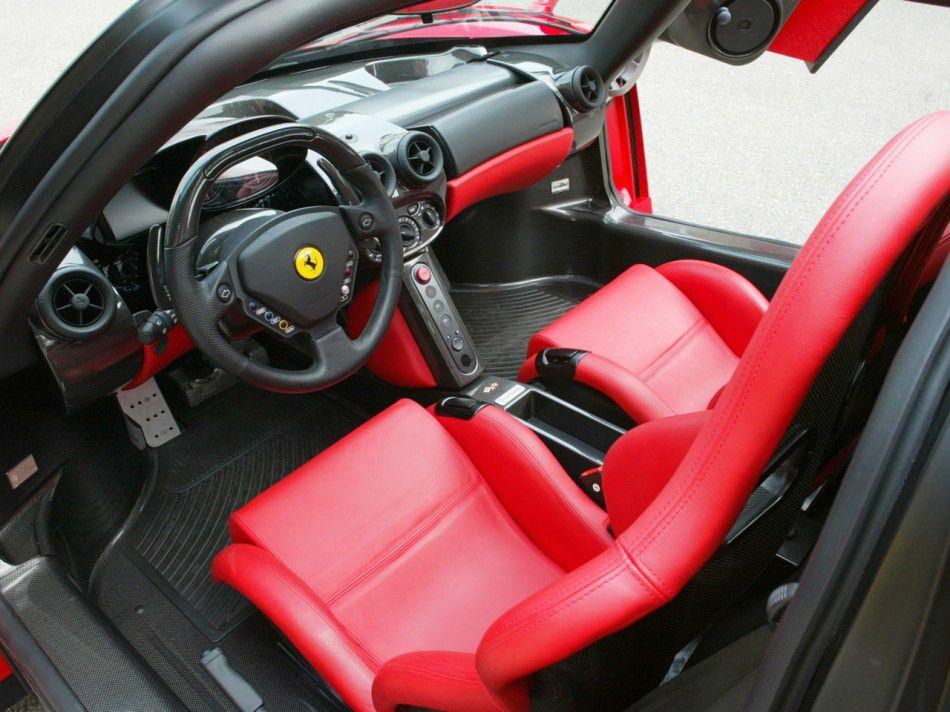 2014 Ferrari Enzo Interior