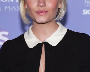 Elisa Cuthbert Best Bob Hairstyles