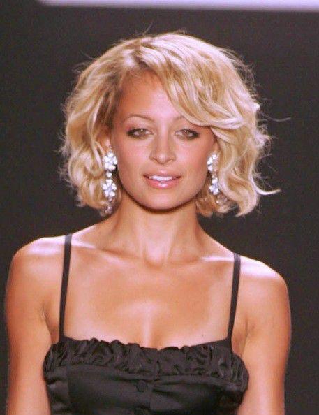 Nicole Richie Best Bob Hairstyles