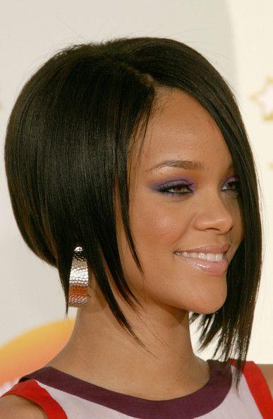 Rihanna Best Bob Hairstyles