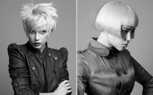 Short Hairstyles for Women 12