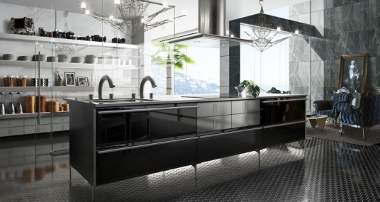 Modern Japanese Kitchen Design