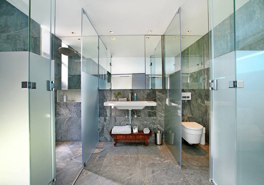glass in modern architecture