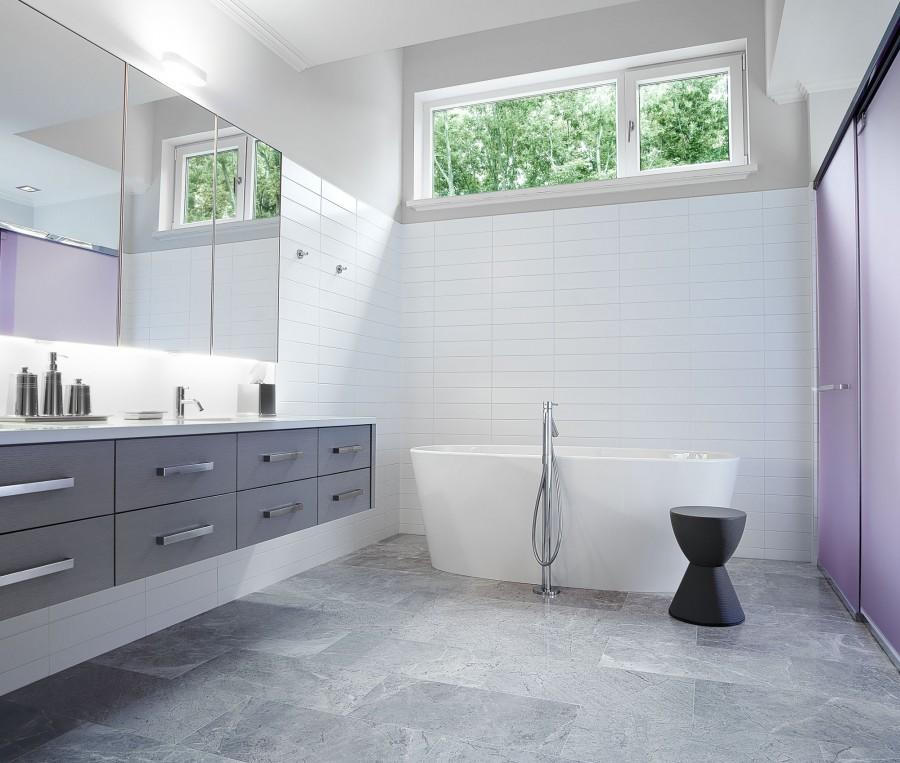 Mosaic-Tile-Bathtub-Design