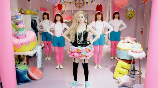 avril lavigne hello kitty youtube