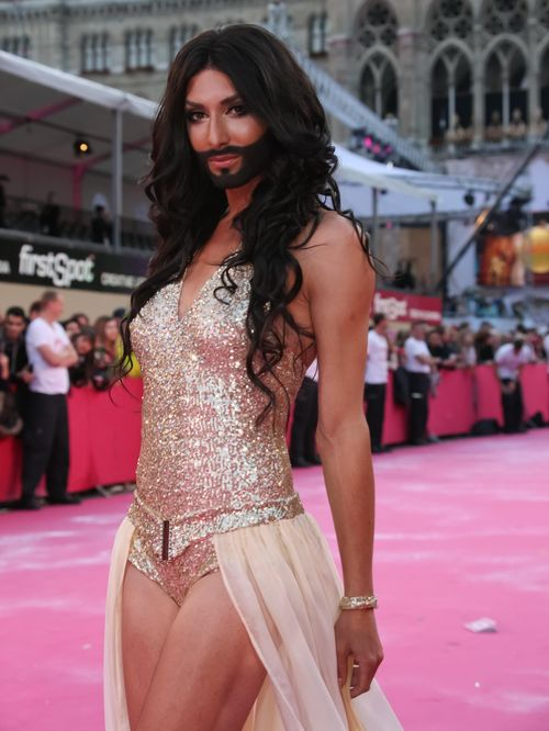 conchita wurst beard
