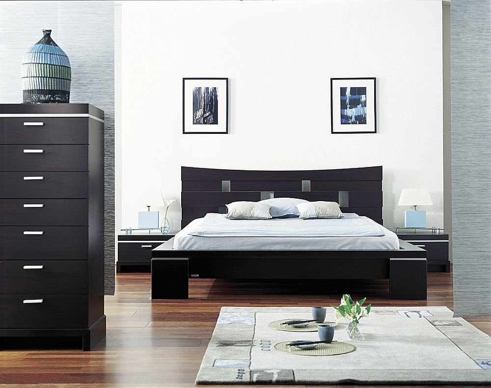Wonderful Modern Asian Bedroom Design Ideas - Architecture World