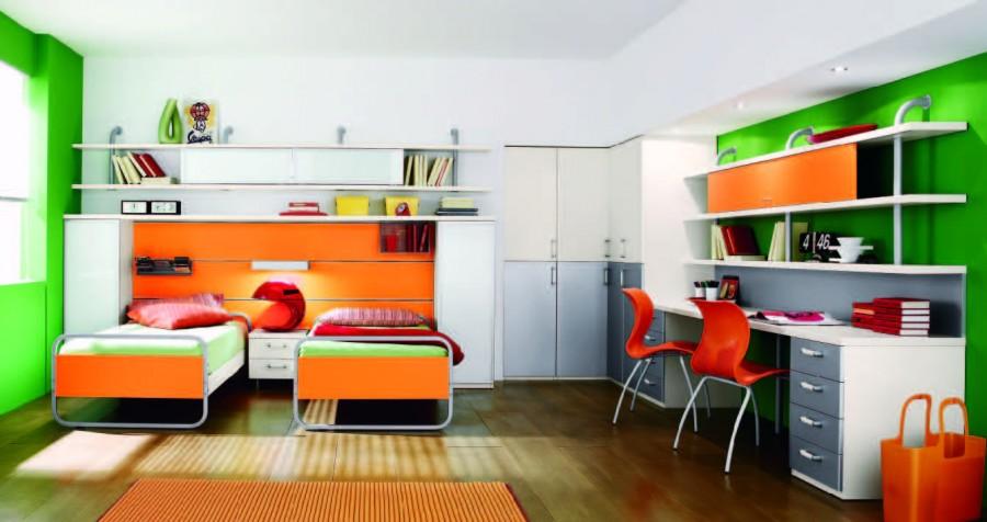 Girl-Kids-Bedroom-Decoration-Ideas