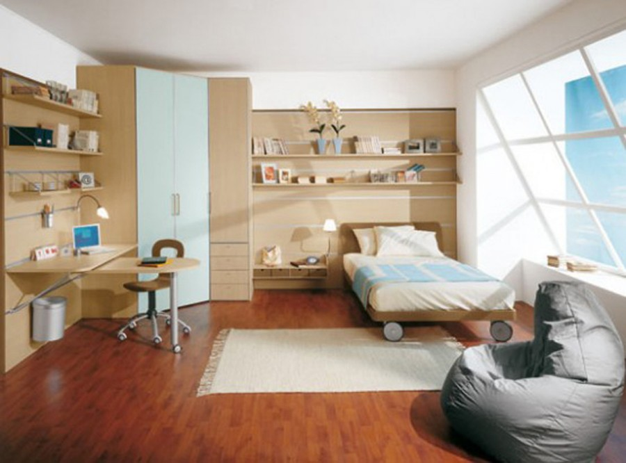 Good-Inspiration-For-Contemporary-Bedroom-Style