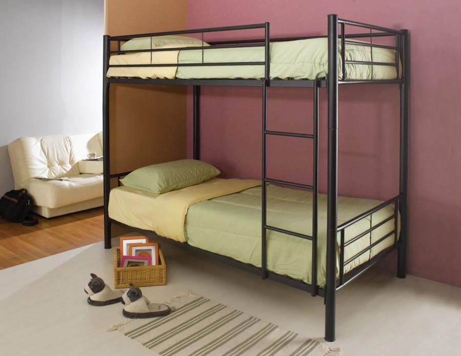 Home-Bedroom-Contemporary-Loft-Beds-Design