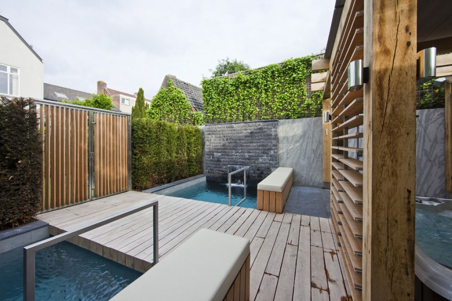 Home Design Swimming Pool Area