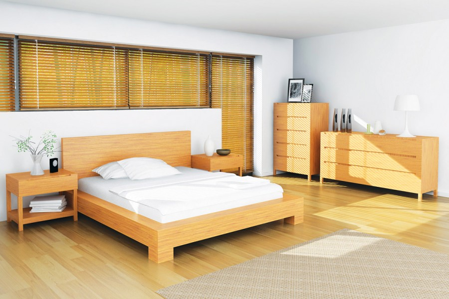 Wood-Bedroom-Furniture-Contemporary