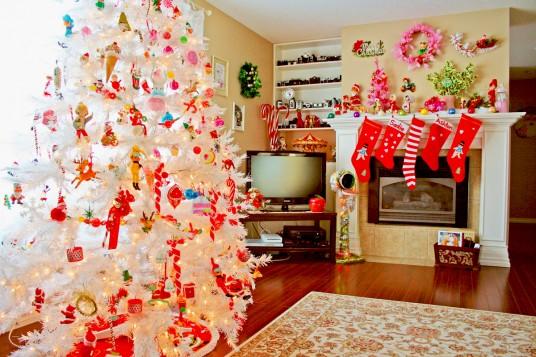 Creative Christmas Tree Decoration Ideas