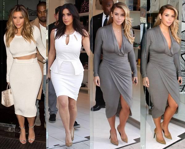 Kim Kardashian Weight Loss 2015