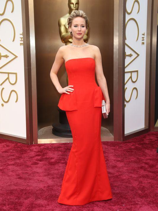 Jennifer-Lawrence-Red-Dress