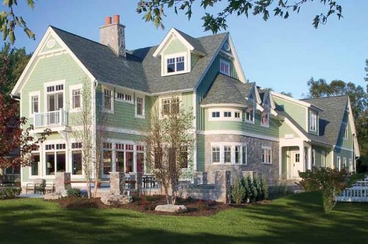 luxury big dream house design
