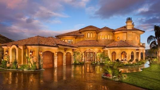 luxury big house design