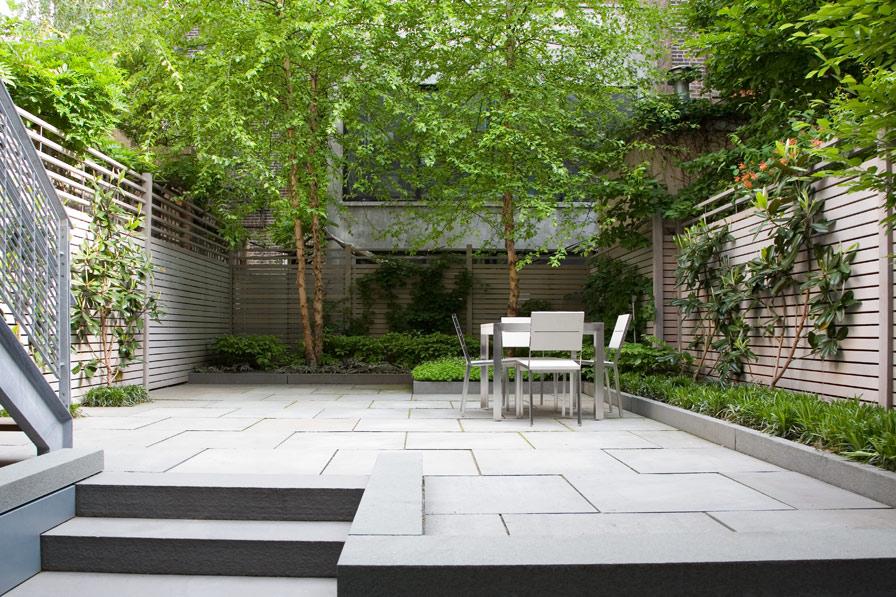 Modern Landscape Architecture For