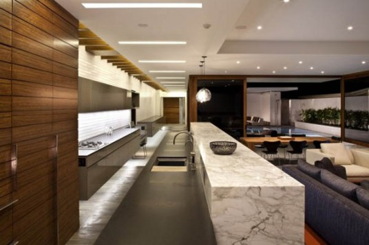 Modern Interior Architecture For Minimalist Home Design