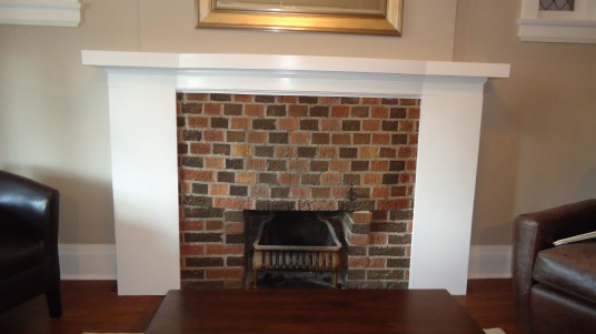 DIY-Brick-Fireplace-Makeover