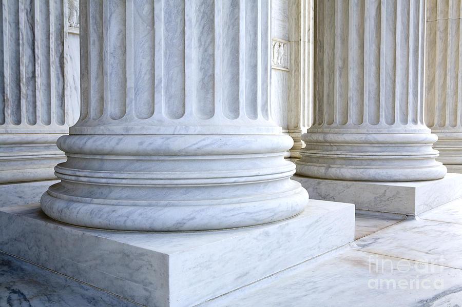 Corinthian Columns Photo