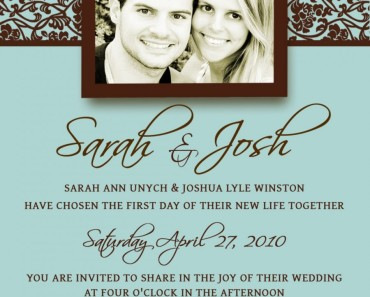 Luxurious-Wedding-Invitation-with-Picture